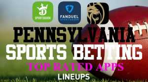 Pennsylvania Sports Betting: Guide to Mobile Sportsbook Apps