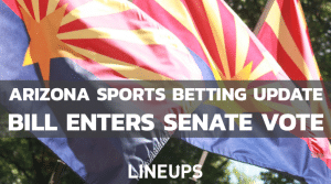 Arizona Sports Betting Bill Awaiting Senate Vote