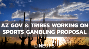 Arizona Lawmakers Now Working With Tribes On Sports Betting Proposal