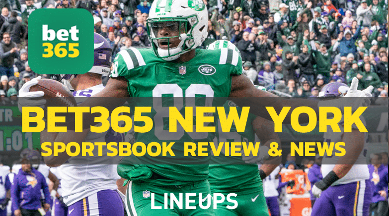 Bet365 New York Sportsbook Review