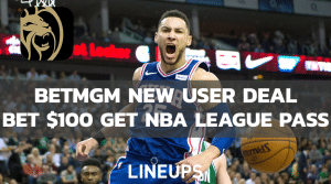 BetMGM Users Can Now Get League Pass For Free