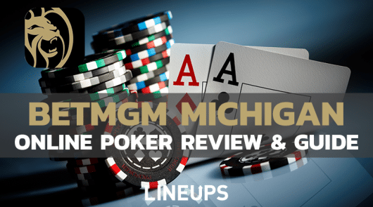 BetMGM Poker Michigan: Launching March 2021
