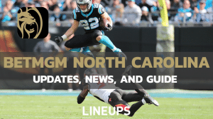 BetMGM Sportsbook North Carolina