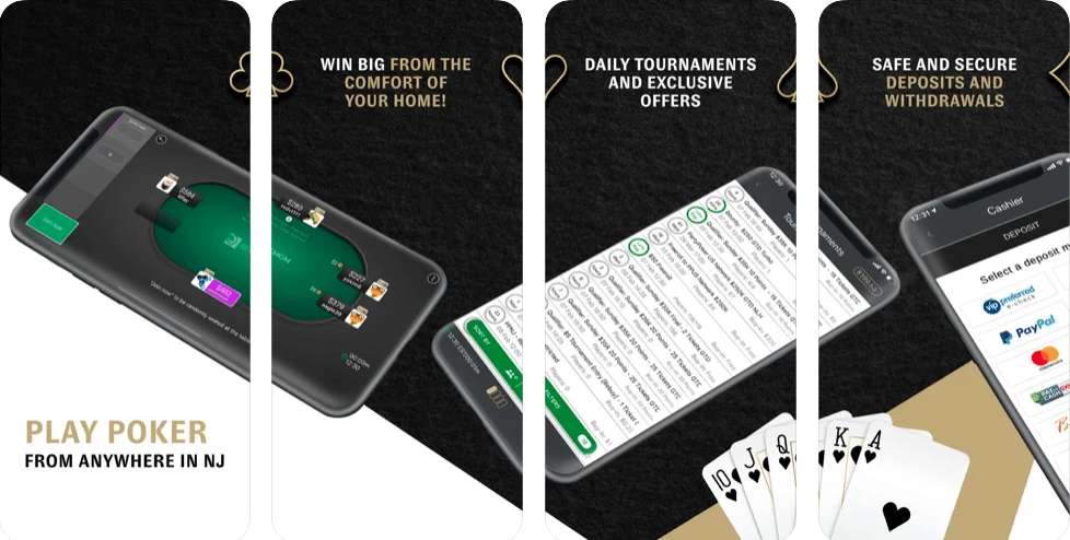 BetMGM Poker App display