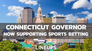 Connecticut Governor Ned Lamont Announces Support for Sports Betting