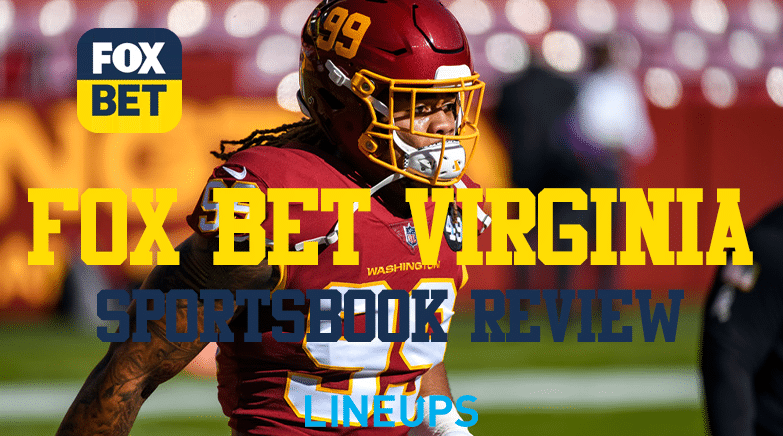Fox Bet Virginia Sportsbook Review