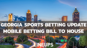Georgia House Panel Passes Mobile Sports Gambling Bill