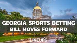 Georgia Sports Betting Bill Tax Increase, Faces Constitutional Worries