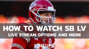 How To Watch & Live Stream Super Bowl LV (2/7/21)