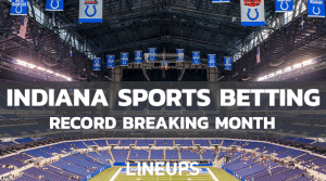 January Indiana Sports Betting Handle Breaks New Record: $347.3m