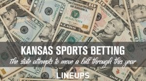 Kansas Enters the Sports Betting Bill Sweepstakes