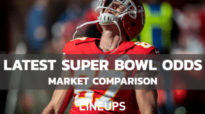 Here are the Latest Super Bowl Odds: A Market Comparison