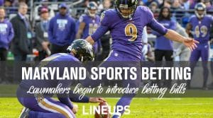 Maryland to Begin Introducing Sports Betting Bills