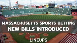 Massachusetts Introduces Sports Betting Bill for Bars, Restaurants, and Sports Stadiums