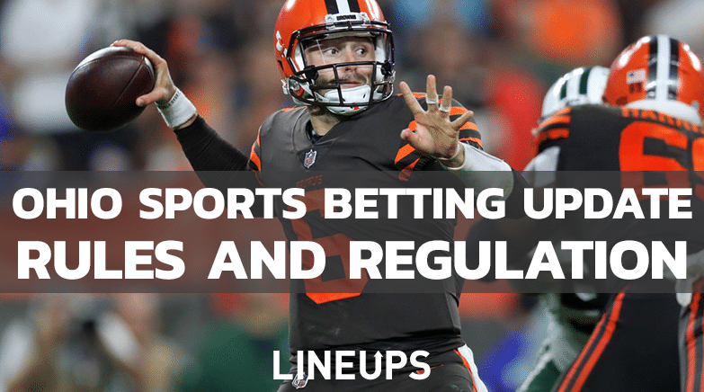 Ohio Sports betting update