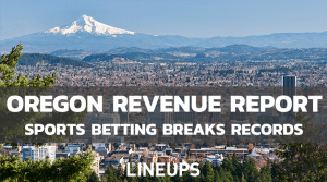 Oregon Breaks State Sports Betting Records in January: $34.9 Million Wagered