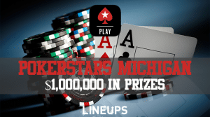 PokerStars Michigan Championship to Yield More than $1M in Prizes