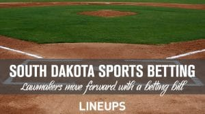 Sports Betting Begins to Move Forward in South Dakota