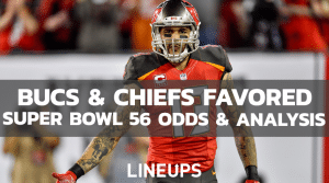 Super Bowl 56 Odds in 2022: Can Buccaneers Make A Repeat Run?
