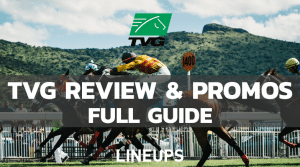 TVG Promo Code & Sports Betting App Review March 2021