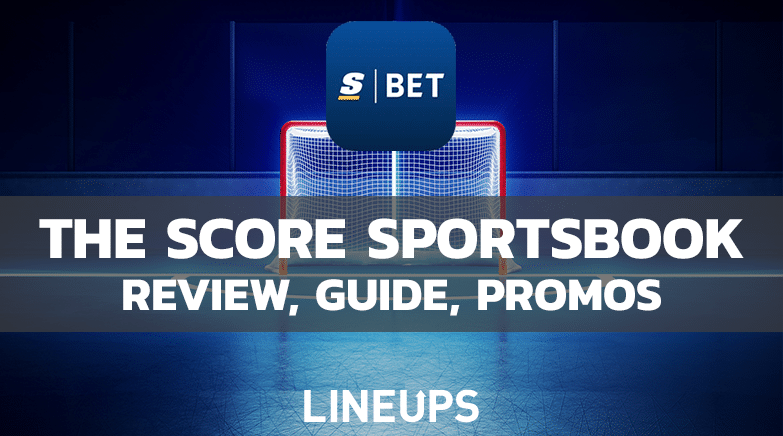 The Score Sportsbook Review, promos, guide
