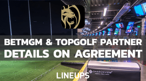 BetMGM And Topgolf Announce Sports Betting & Entertainment Partnership