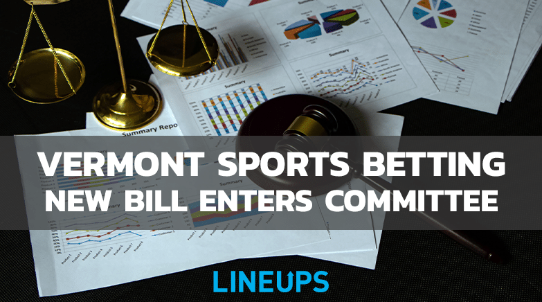 Vermont New sports betting bill