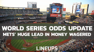 World Series Odds & Lines Movement for February: Mets Lead Total Wagers