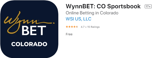 WynnBet CO Apple Sign Up