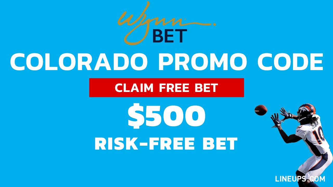 WynnBet Colorado Claim $500 Risk-Free Bet Promo