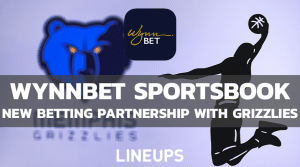 WynnBet Becomes Newest Partner of the Memphis Grizzlies