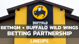 BetMGM Team Up With Buffalo Wild Wings to Offer Exclusive Bets at Restaurant