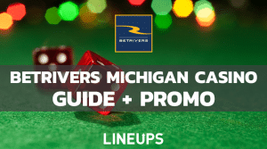 BetRivers Casino Michigan: $250 Free for Slots & BlackJack (April 2021)