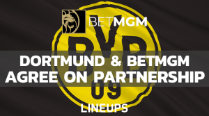 German Football Club Borussia Dortmund Partners With BetMGM