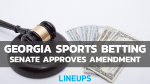 Georgia Senate Approves Constitutional Amendment for Sports Betting