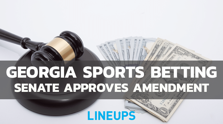 Georgia senate passes sports betting bill