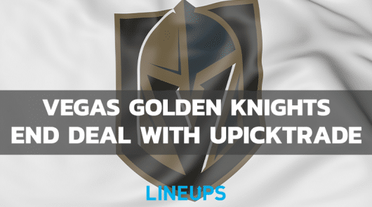 Vegas Golden Knights End Partnership With Tout Site