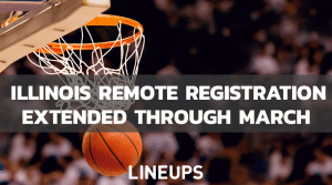 Illinois Keeps Remote Registration Open for March Madness