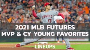 MLB MVP and Cy Young Favorites Heading into the 2021 Season