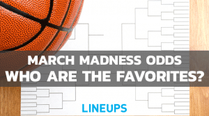 Gonzaga, Michigan, & Illinois Are The March Madness Favorites