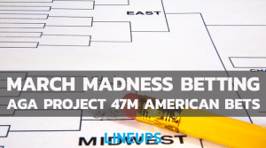 AGA Projects 47M Americans to Bet on NCAA Tournament