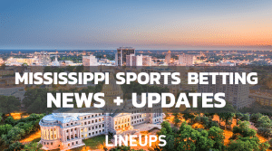 Mississippi Sports Betting Legal Update 2021