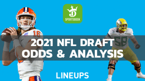 2021 NFL Draft Odds