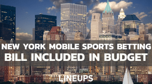 New York State Assembly Includes Mobile Sports Betting in Budget
