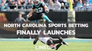 North Carolina Sports Betting Open for Business
