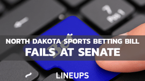 North Dakota Senate Strikes Down Sports Betting Bill