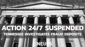 Tennessee Suspends Action 24/7's Sports Betting Licenses