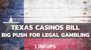 New Texas Casino Bill Introduced With Sports Betting Implications