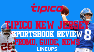 Tipico New Jersey Sportsbook Review: $250 Bonus (March 2021)