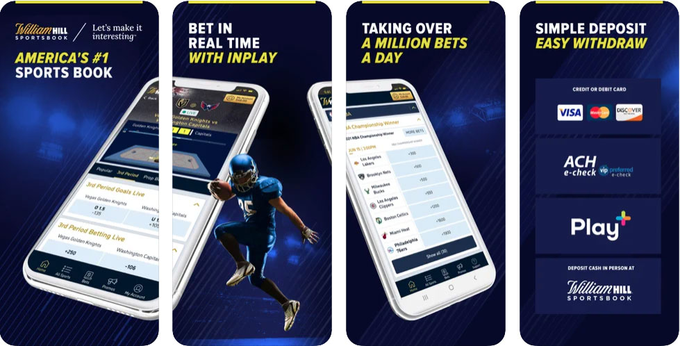 William Hill App Preview New